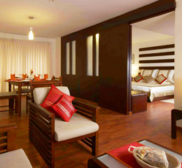 Hotels near Guruvayur Temple