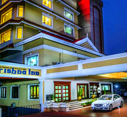 Best hotels in Guruvayur, Guruvayur Top Hotels